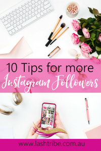 11 tips for more instagram followers
