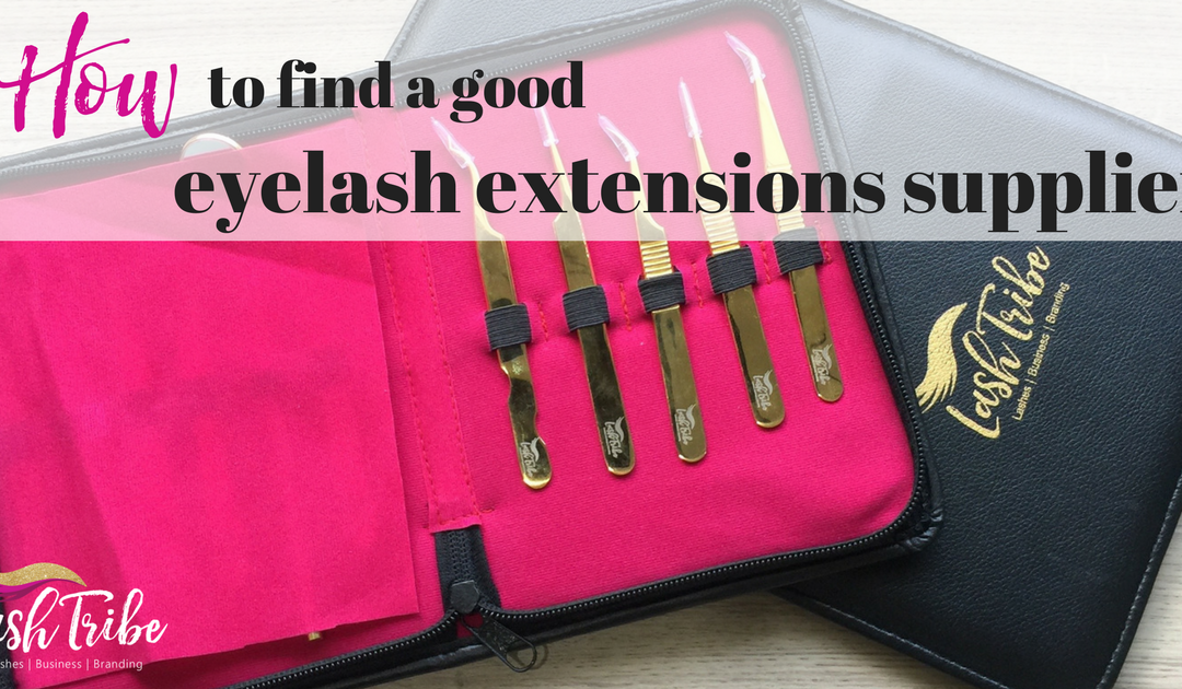 3 Top Tips to Find the Best Eyelash Extensions Supplier