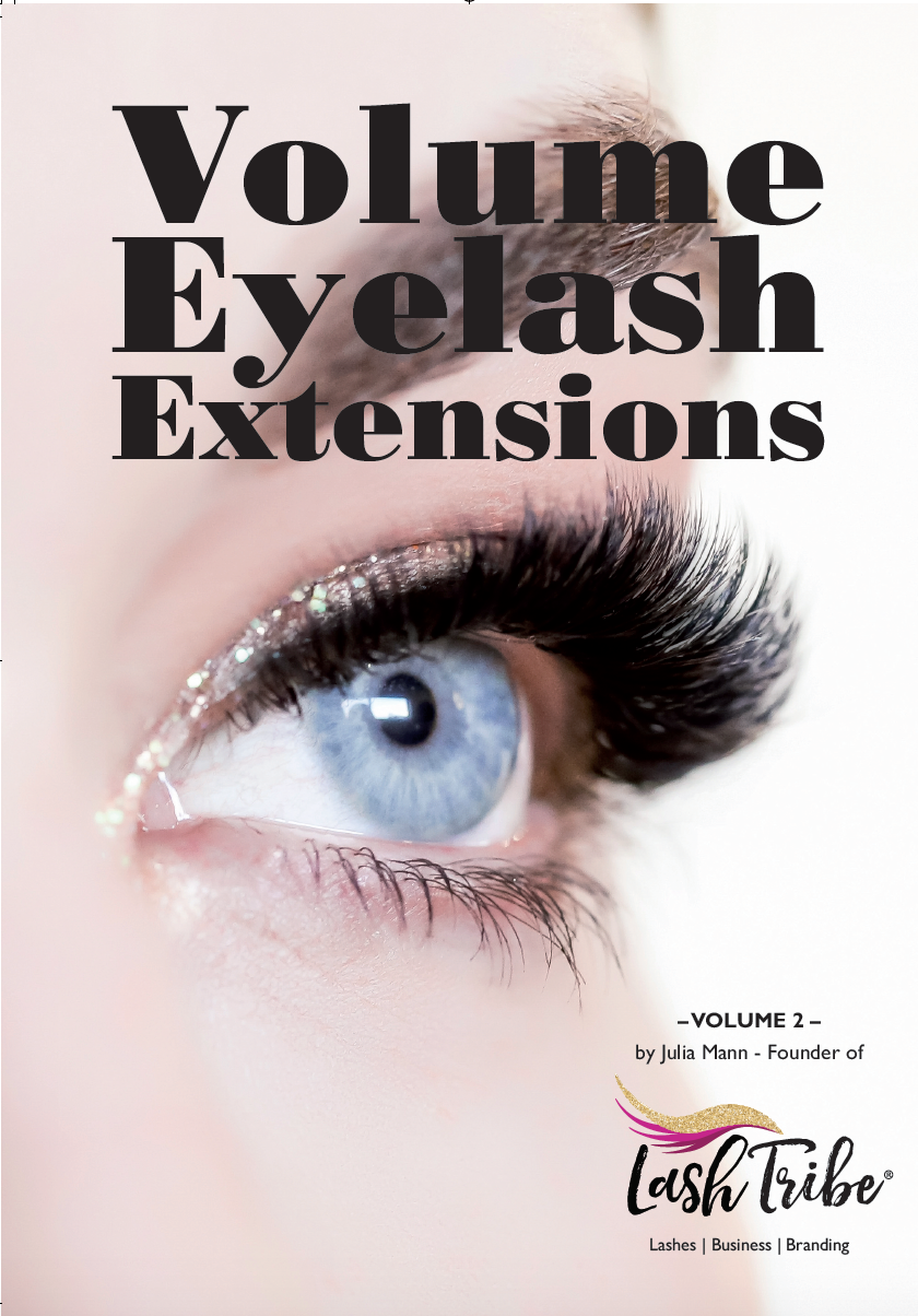 Volume Eyelash Extensions Manual E Book Lash Tribe