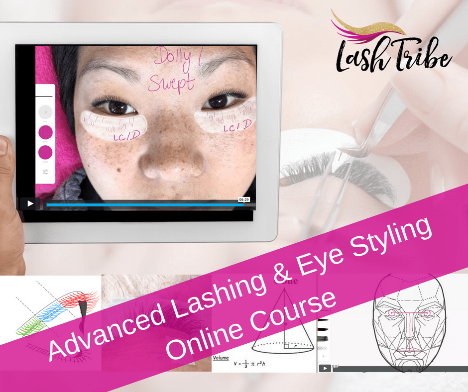 Advanced-Lashing-Eye-Styling-Course