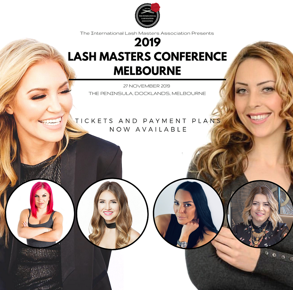 lash masters_conference_melbourne